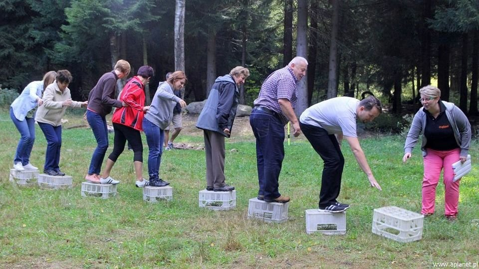Team-building in Karpacz