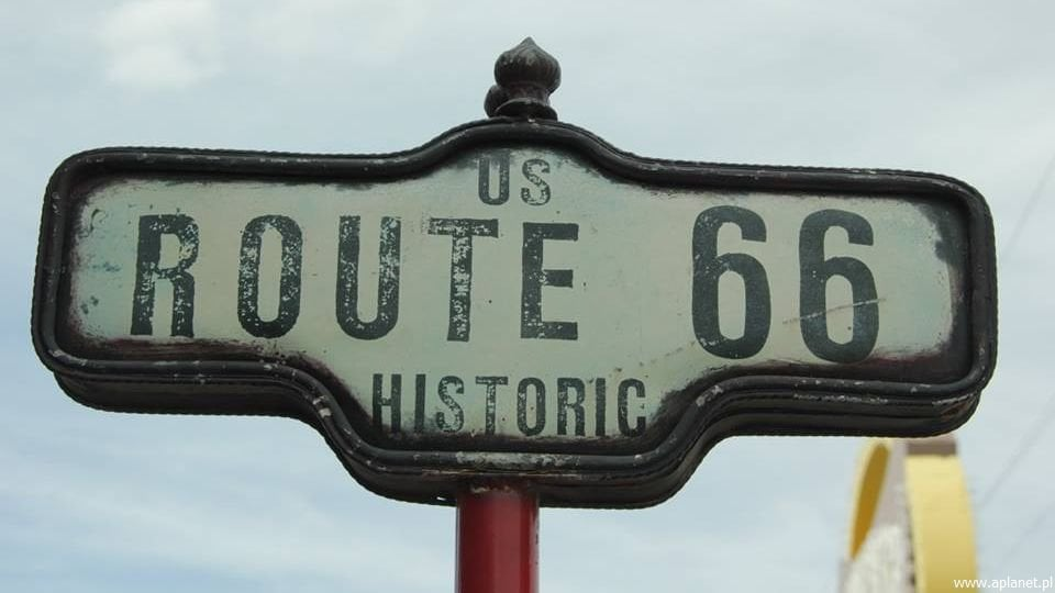 USA, Route 66